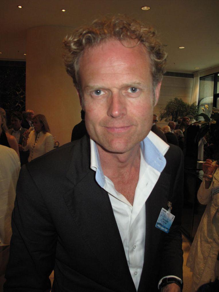 Nummer 47 op lijst 4 (VVD) - of u nog even op hem wilt stemmen: Onno  Aerden, hoofdredacteur Miljonair. Beeld null