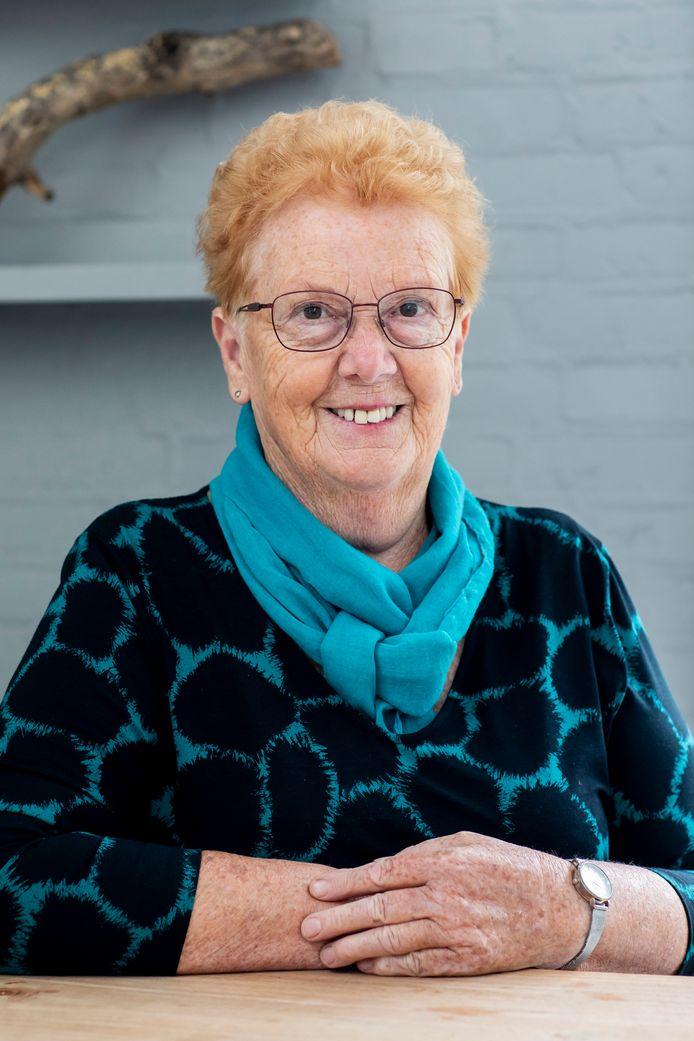 Janna van den Berg-Stuij.