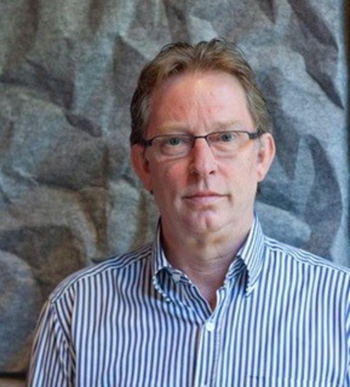 Hans van Gestel is initiatiefnemer van Scapetown.