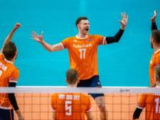 Volleyballers in EK-kwalificatie weer te sterk voor Zweden, maar toch zijn er irritaties