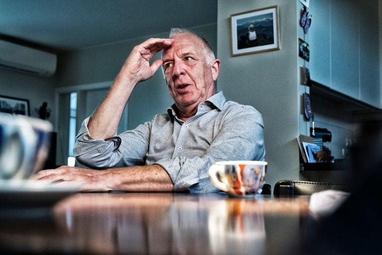 'Een Kempenaar zal altijd moeite doen om mooi Nederlands te spreken, een West-Vlaming ook. Maar het Antwerps is een soort algemeen Nederlands aan het worden.' Beeld Tim Dirven
