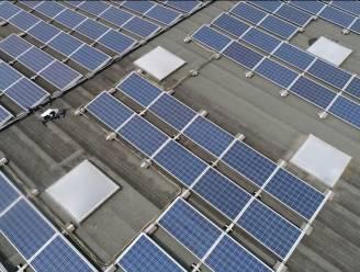 Drones controleren zonnepanelen