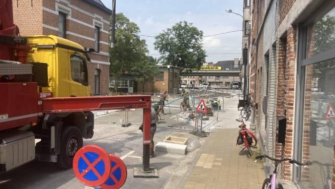 Vernieuwde rotonde Stationsplein terug open begin juli