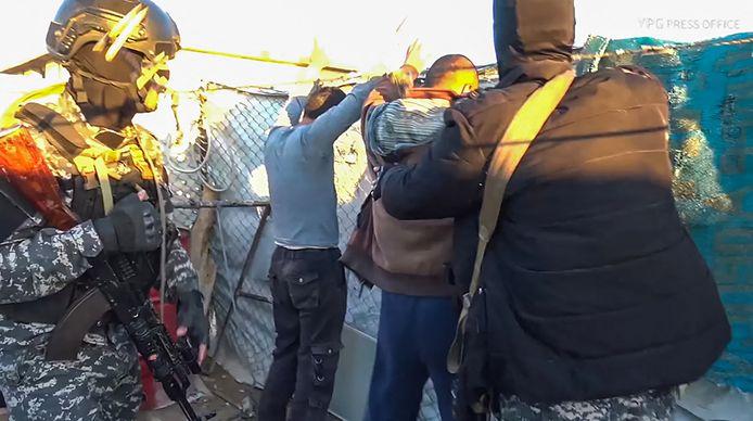 Koerdische troepen arresteren vermeende IS-leden in vluchtelingenkamp Al-Hol