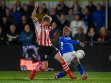 GVVV onderuit tegen Sparta, maar nieuwe coach Gery Vink schudt kussens op in Veenendaal
