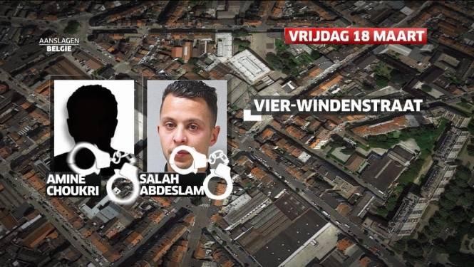 Dit is gigantisch 'terreurweb' in België