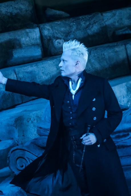 Potter-fans ontdekken dikke fout in Fantastic Beasts over Perkamentus