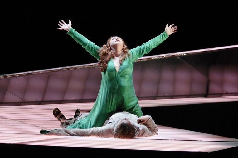 Richard Wagner, en dan met name diens opera's. 'De muziek en het drama zijn onovertroffen.' Beeld Hollandse Hoogte