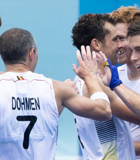 Espoirs déçus de médailles, première finale et large victoire: journée contrastée pour les Belges à Tokyo