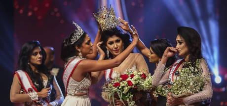 Dispute pour la couronne à l'élection de Miss Sri Lanka, la gagnante blessée à la tête