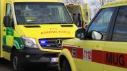 Twee bestuurders gewond na ongeval op Olenseweg