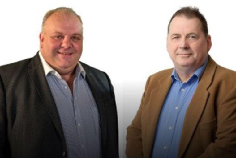 Guy D'haeseleer (die op de lijst stond voor het Vlaams Parlement) en Guy D'Haeseleer (die opvolger was op de Kamerlijst van Vlaams Belang in Oost-Vlaanderen).