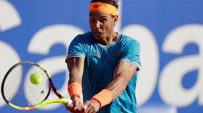 Geen twaalfde titel voor Nadal in Barcelona, Thiem stuurt Spanjaard naar huis