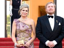 Máxima's jurk komt in Berlijn meer tot z'n recht dan ooit
