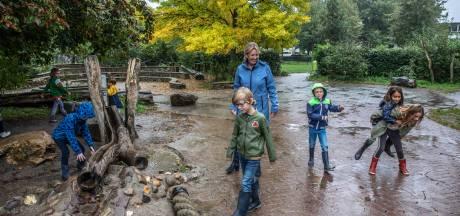 Basisscholen in Zwolle willen allemáál natuurspeelplaats: 'Meer rust en minder gedoe'