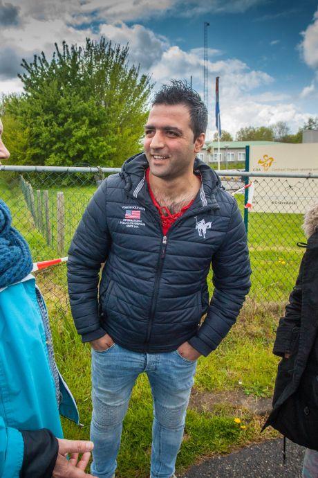 Tijdelijke opvang van vluchtelingen in voormalig azc in 's-Gravendeel