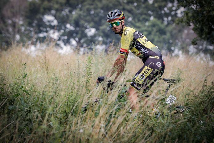 Elias Van Breussegem zal vanaf zondag acht dagen in Afrika koersen. Hij neemt er deel aan de Ronde van Rwanda.