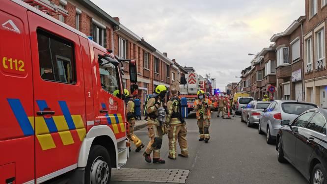 Dakbrand na roofingwerken in Gebroeders Van Raemdonckstraat