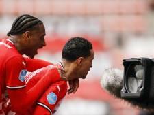PSV heeft tweede plek weer in handen, Ihattaren laat met zijn voeten en vocaal van zich horen