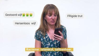 """Jessika Soors post filmpje waarin ze haatberichten deelt: """"Moet bestraft kunnen worden op correctionele rechtbank"""""""