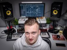 Millingse DJ Ephoric draait online op Koningsdag