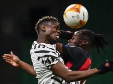 ManUnited dankzij invaller Pogba ten koste van Milan naar laatste acht EL