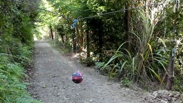 Wie zou deze bal als eerste vinden?