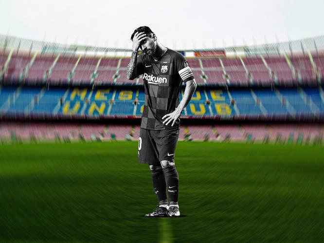 De burn-out van Lionel Messi: vindt hij ooit nog de energie en het vuur terug bij zwalpend Barcelona?