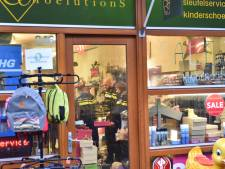 Mislukte overval op winkel Smaragdplein, dader slaat op de vlucht