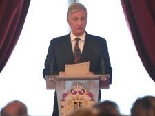 Le roi Philippe appelle à laisser tomber les exclusives