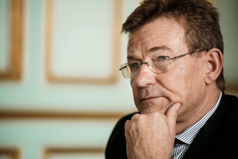 Johan Van Overtveldt: 'Ik durf zeggen dat ik het Europese budget 2020 mee heb aangestuurd. Dat klinkt misschien opschepperig, maar het is zo.' Beeld Eric de Mildt