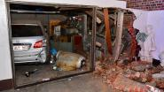 """Bejaard koppel verpoost in tuin wanneer plots gasfles  in garage ontploft: """"Alsof hele huis werd weggeblazen"""""""