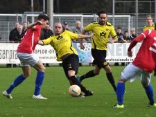 Gelijkspel is zeldzaam succes voor SSS'18: club lijdt zesde nederlaag