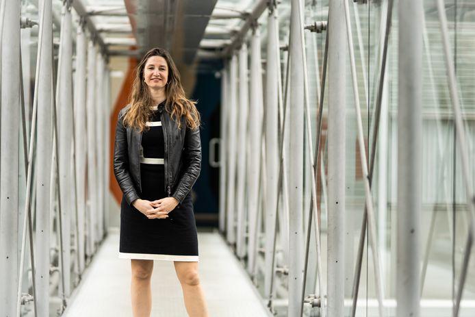 Oud-Kamerlid Sharon Gesthuizen wordt directeur van ArtEZ.