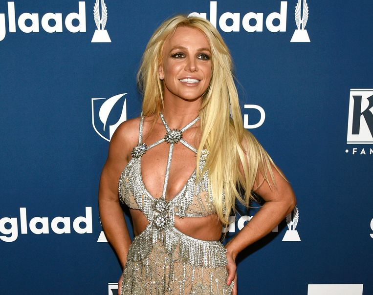 Britney Spears. Beeld Chris Pizzello/Invision/AP