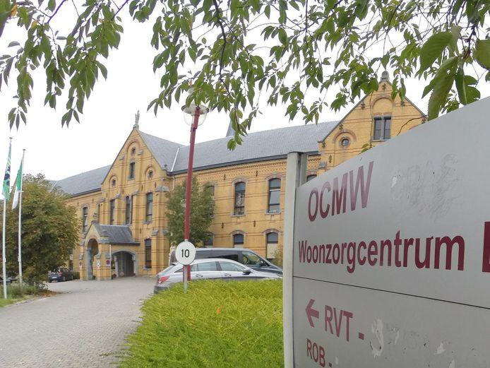 Woonzorgcentrum De Linde in Ronse.