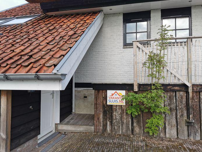 Vakantiewoning in de gemeente Sluis.