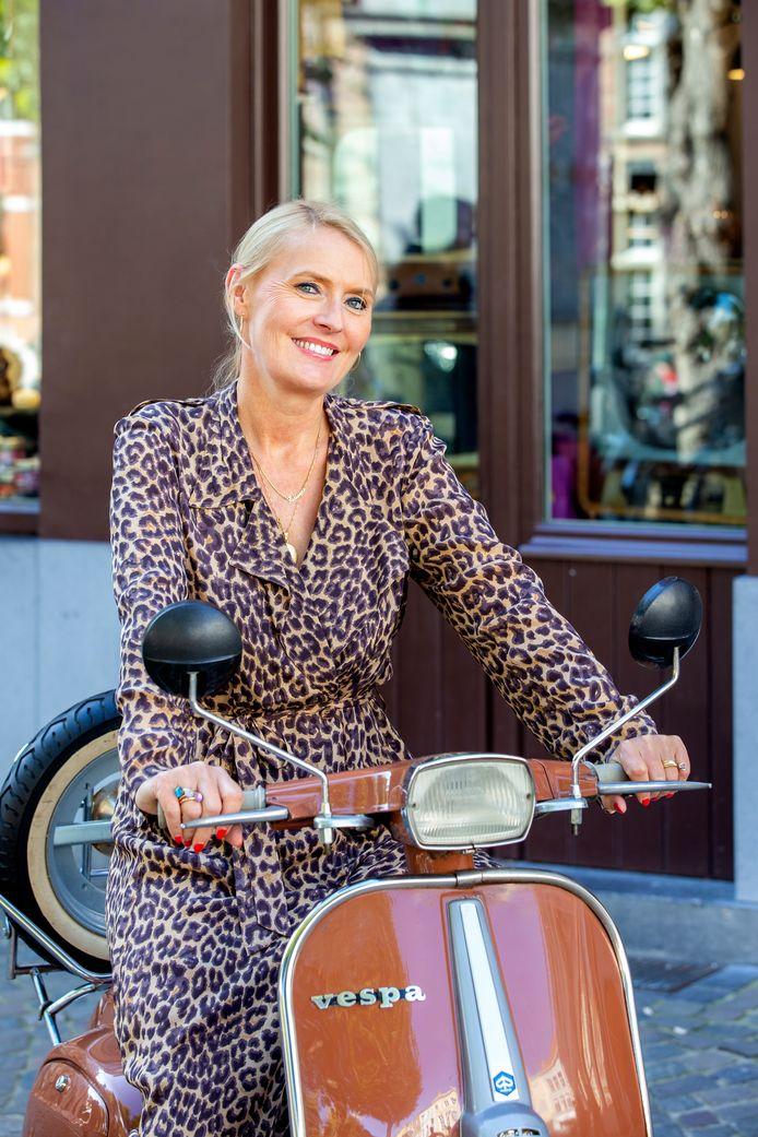 Fabienne De Staerke: ''Als je iets doet, smijt je dan volledig. Dat is de enige optie''