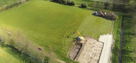 Handboogclub deze zomer al actief in nieuw pand op vijfde veld SCO