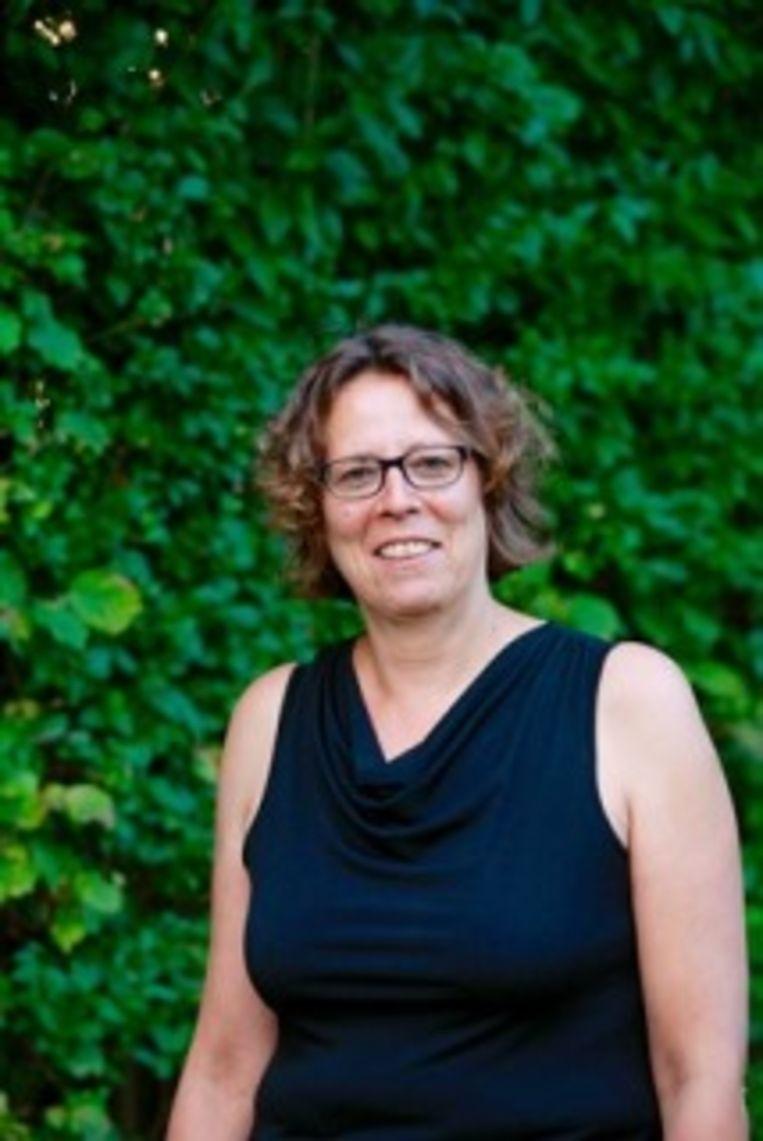 Inge Singulé is de nieuwe voorzitter van Groen Steenokkerzeel.
