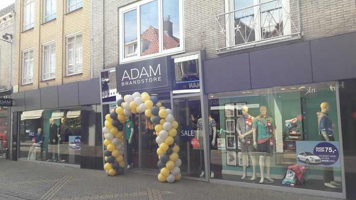 Adam Brandstore is weer open op de oude plek aan de Boliestraat in Doetinchem.
