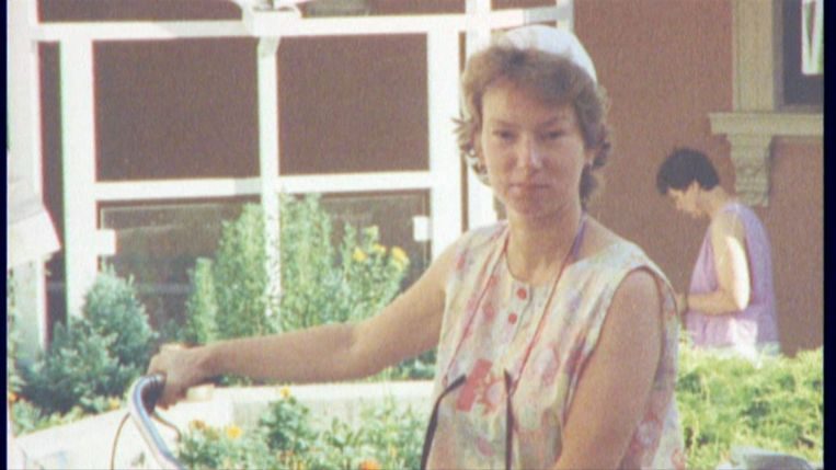 Lutgarda Bogaerts, vermoord in 1993. Beeld VTM nieuws