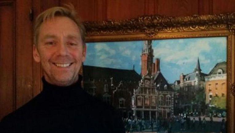 Rob de Jong. Beeld VVD Haarlem