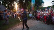 IN BEELD. 1.000 bezoekers gaan uit de bol op  Balkanfeest in Zelem