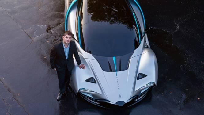Deze elektrische wagen heeft 1.600 km autonomie en laadt in 5 minuten op