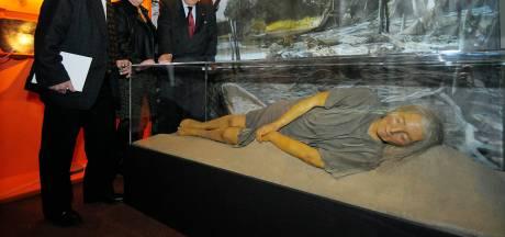Eeuwenoude skelet Trijntje uit Hardinxveld opgenomen in Canon van Nederland