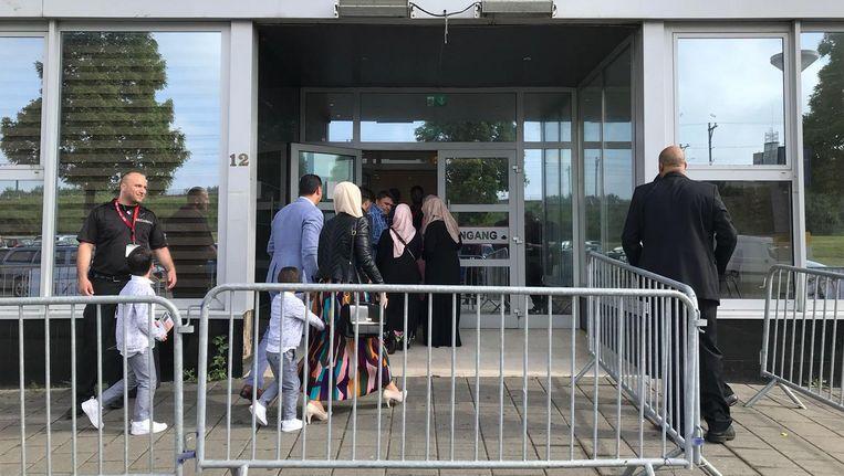 Turkse Amsterdammers gaan naar de stembus is Nieuw-West. Beeld Marieke de Ruiter