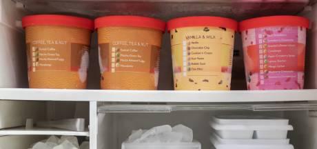 Voici pourquoi vous devriez mettre vos glaces à l'envers dans votre congélateur