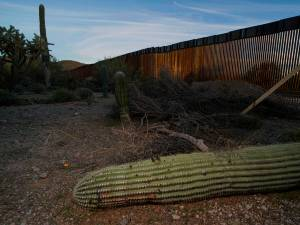 Des sites sacrés amérindiens dynamités... pour construire le mur de Trump