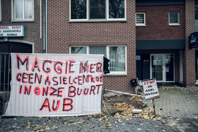 Ook op andere plekken in Vlaanderen waar een asielcentrum komt, wordt een oogje in het zeil gehouden om brandstichting en vandalisme te vermijden.